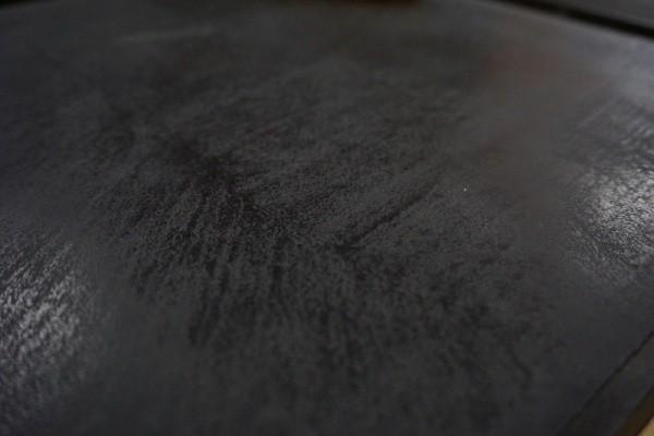 トップコートを使用した黒色モールテックスアップ画像2