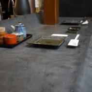 モールテックスカウンターテーブル