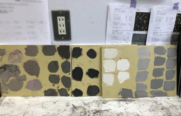 色の研究テスト