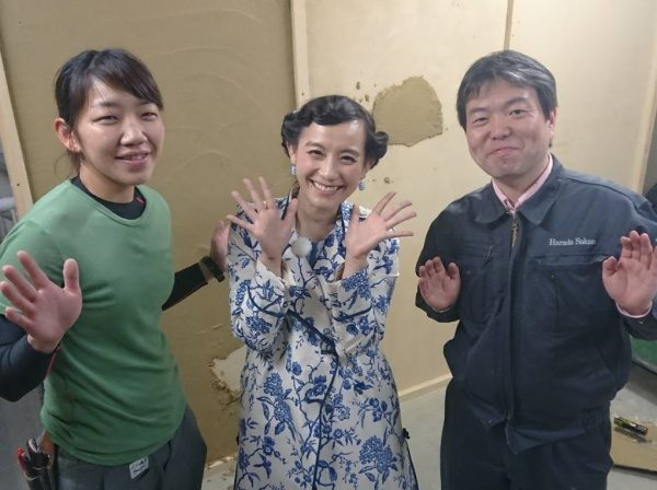 NHKBS「TOKYOディープ!」に出演