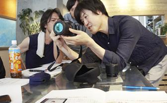 写真:カメラ講習