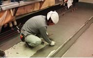 塗り床工事