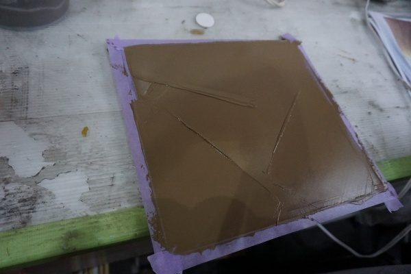 今回は青銅・真鍮のサンプルをトライしています