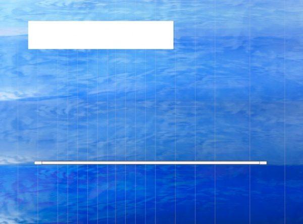宇宙から見た地球のイメージ絵