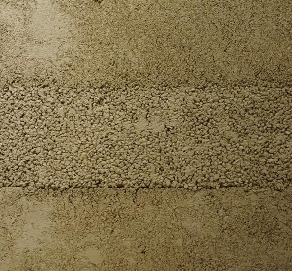 城陽砂の塗り版築サンプル