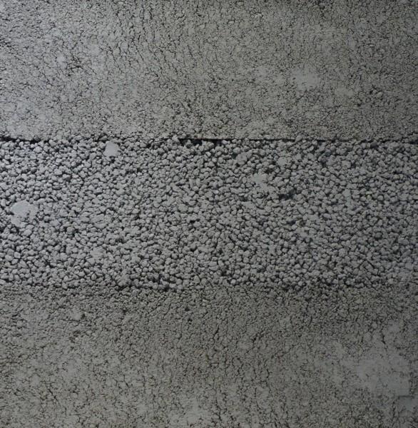 小原砂の塗り版築サンプル