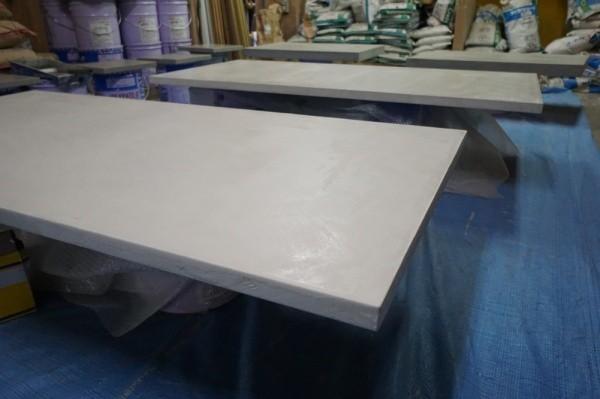 モールテックスのテーブル天板
