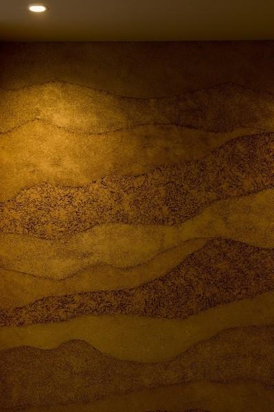 原宿ソルビン塗り版築壁画像6
