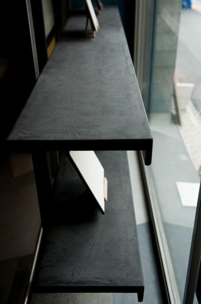 モールテックスグレートーン棚板
