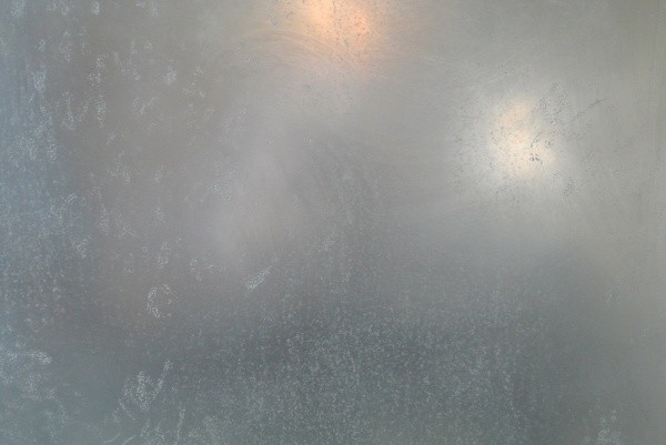 ミダスメタル亜鉛の見本フラット面に少しだけ凹んだ表情が残る仕上げ画像1