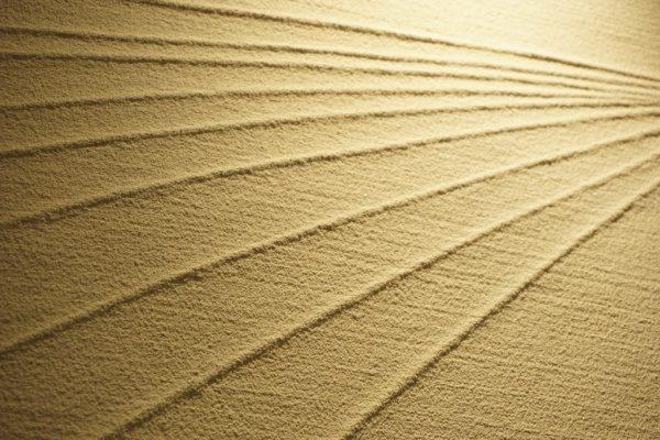 珪藻土壁デザインの力で新しい表現が出来ました。