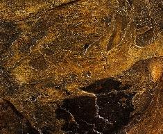 オルトレマテリア、樹皮を表現したテクスチャーサンプル
