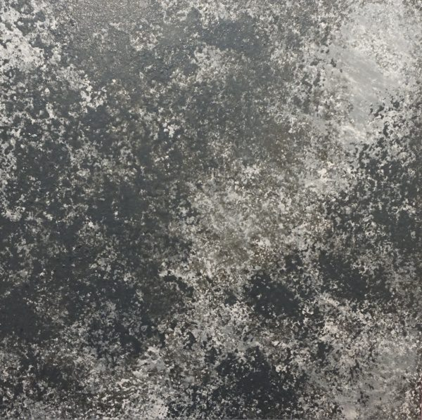 オルトレマテリア、黒と白の雲柄組み合わせサンプル