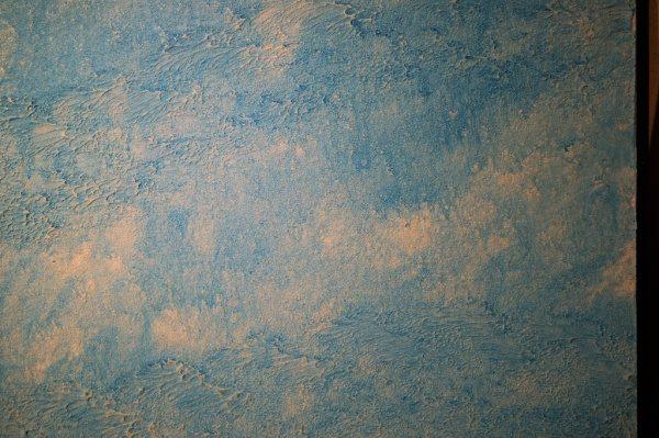 オルトレマテリア、海をイメージしたサンプル