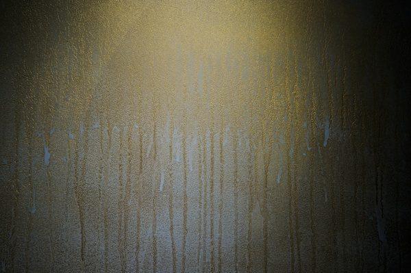 オルトレマテリア雨だれをイメージしたサンプル
