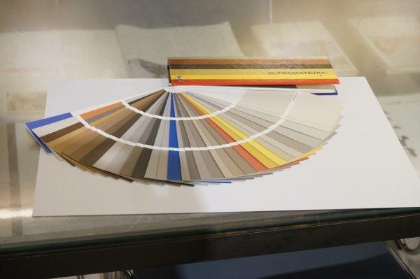 基本色30色+αの豊富なカラーバリエーション