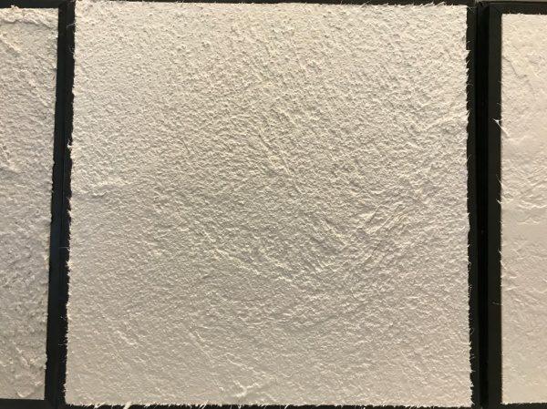 漆喰 アートランダム骨材入り仕上げ