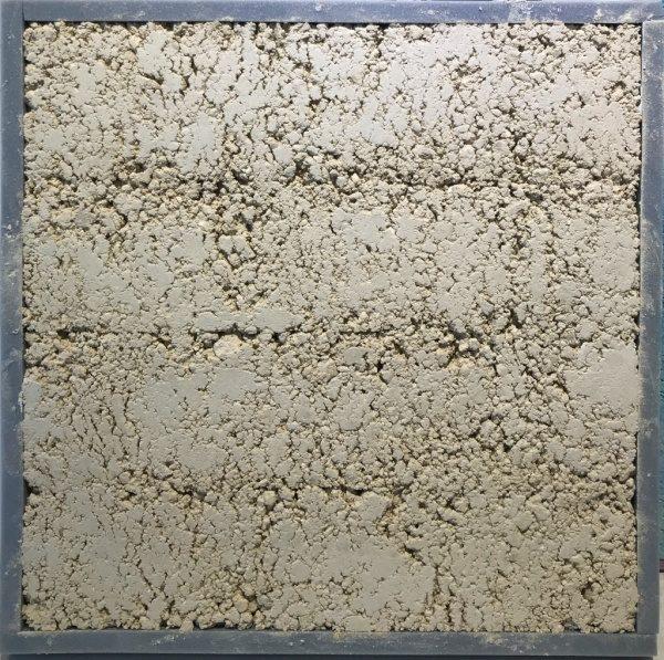 塗り版築 琉球石灰岩