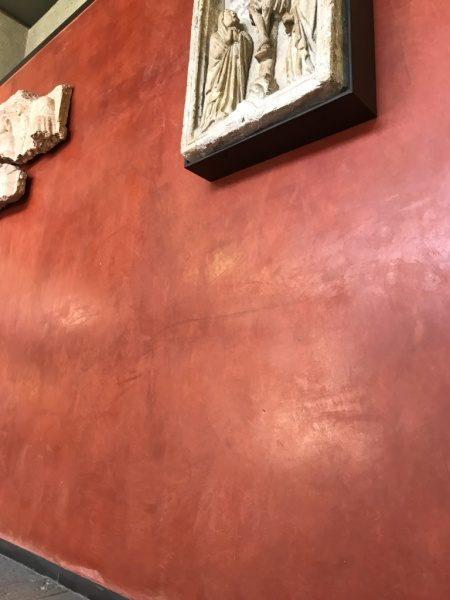カステルヴェッキオのイタリア磨き