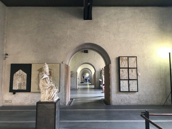 カステルベッキオ美術館 内部