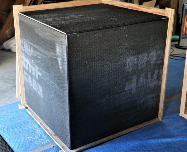 箱型のモルタル講習会用課題