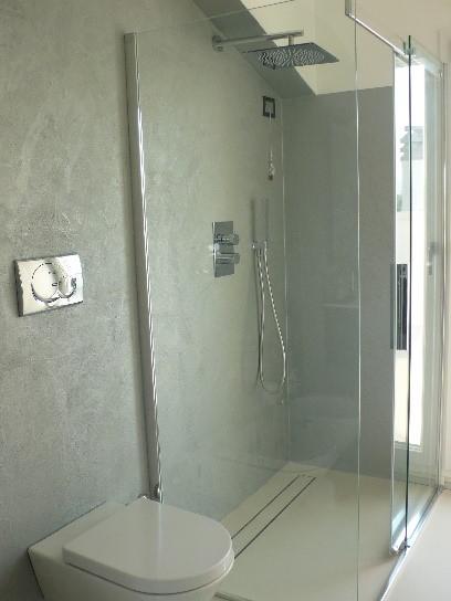 オルトレマテリアで施工したバスルーム