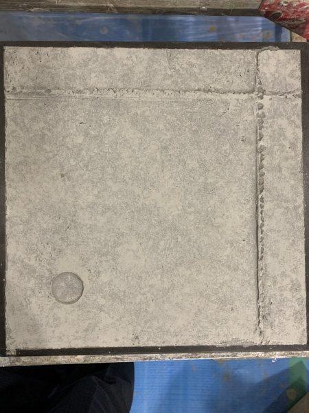 コンクリート打ち放し風仕上げサンプル板