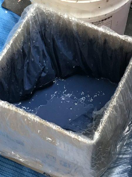 リボール式防水の材料中身