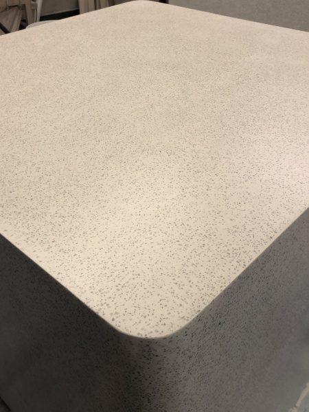 オルトレマテリア寒水石研ぎ出し仕上げサンプル見本板