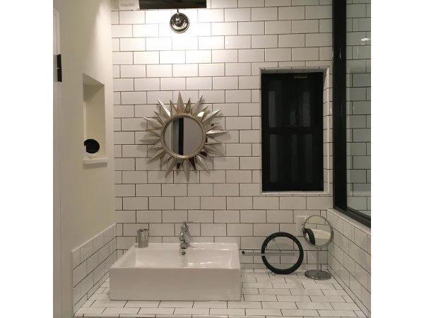 洗面室の施工例TNコーポレーション