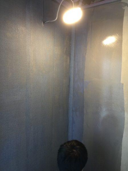 シャワー室リボール防水