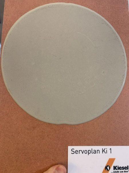セルフレベリング材料キーセルKl-1の見本板