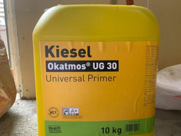 キーセルのプライマーUG30の容器