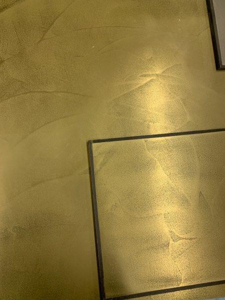 真鍮オルトレマテリア左官パネル