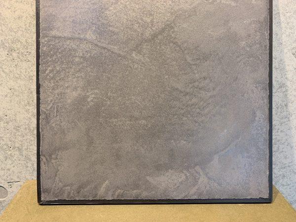 モールテックスの壁サンプル。マグネットウォール仕様。原田左官制作