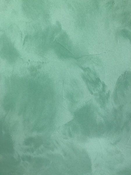 マグネシウム塗り壁材。2色緑系試作