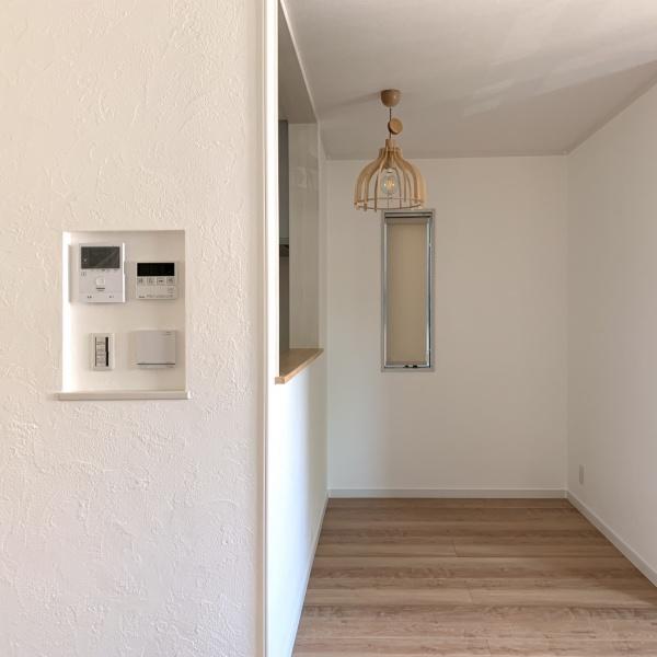 現代しっくい - 住宅に施工